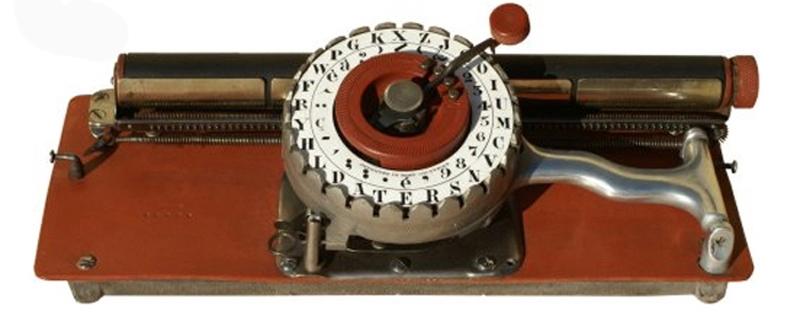 Darling typewriter