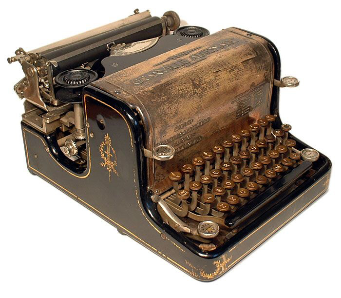 Granville Automatic typewriter
