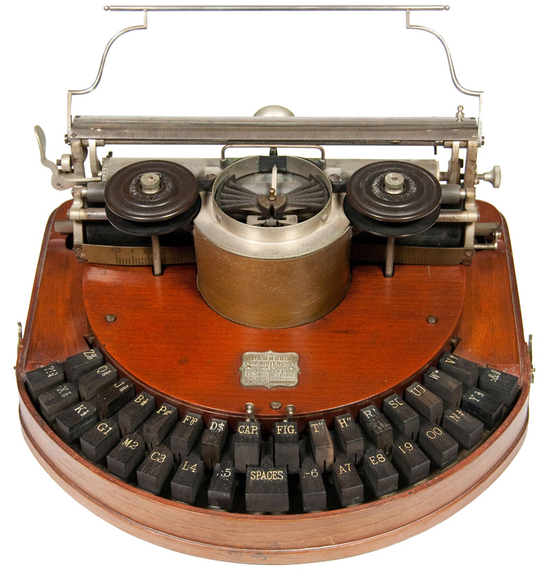 Hammond 1 typewriter