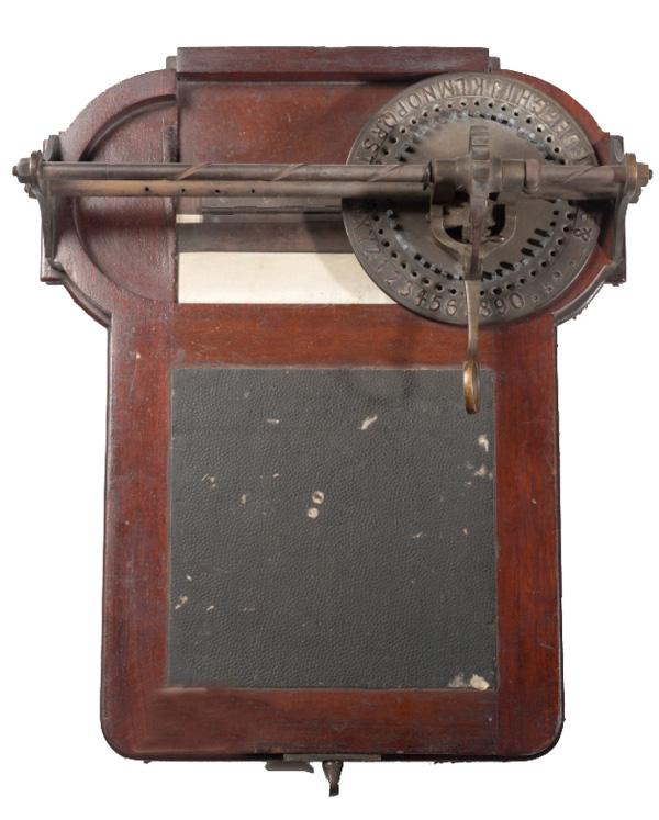 Huges Typewriter