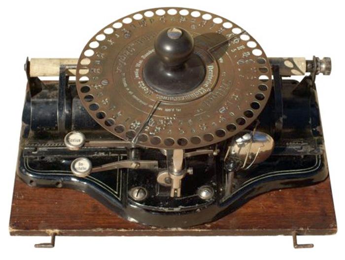 Liliput Typewriter