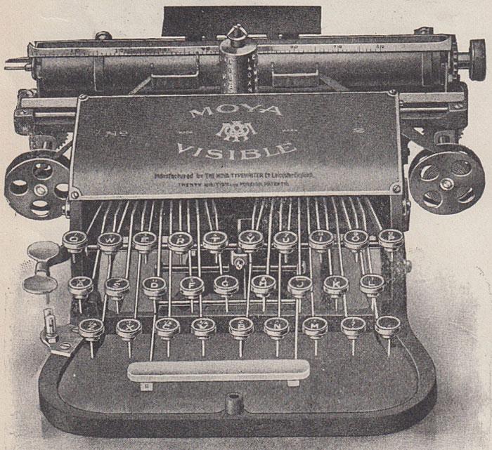 Moya Typewriter
