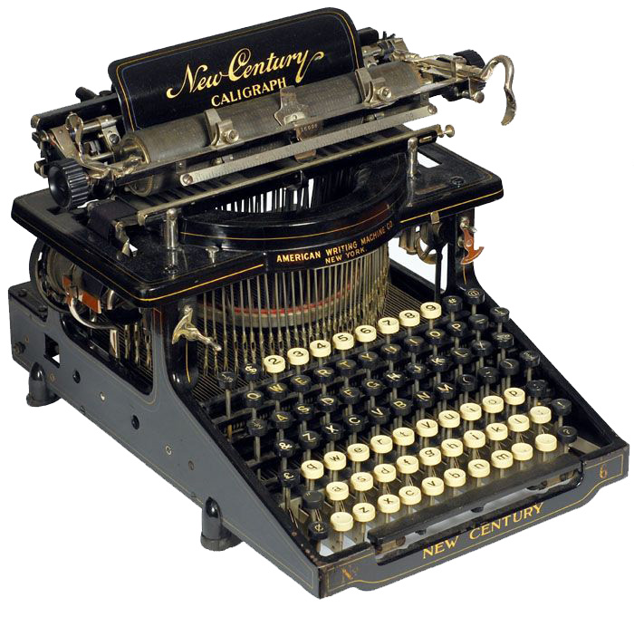 Caligraph - New Century 6 typewriter