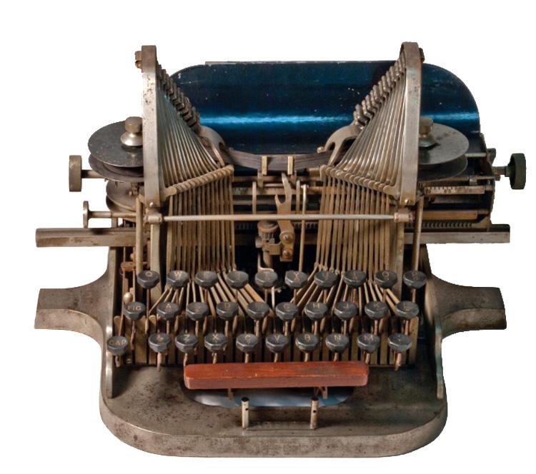 Oliver 1 typewriter
