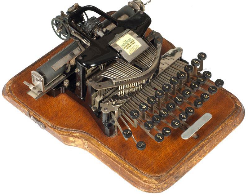 Postal 3 typewriter