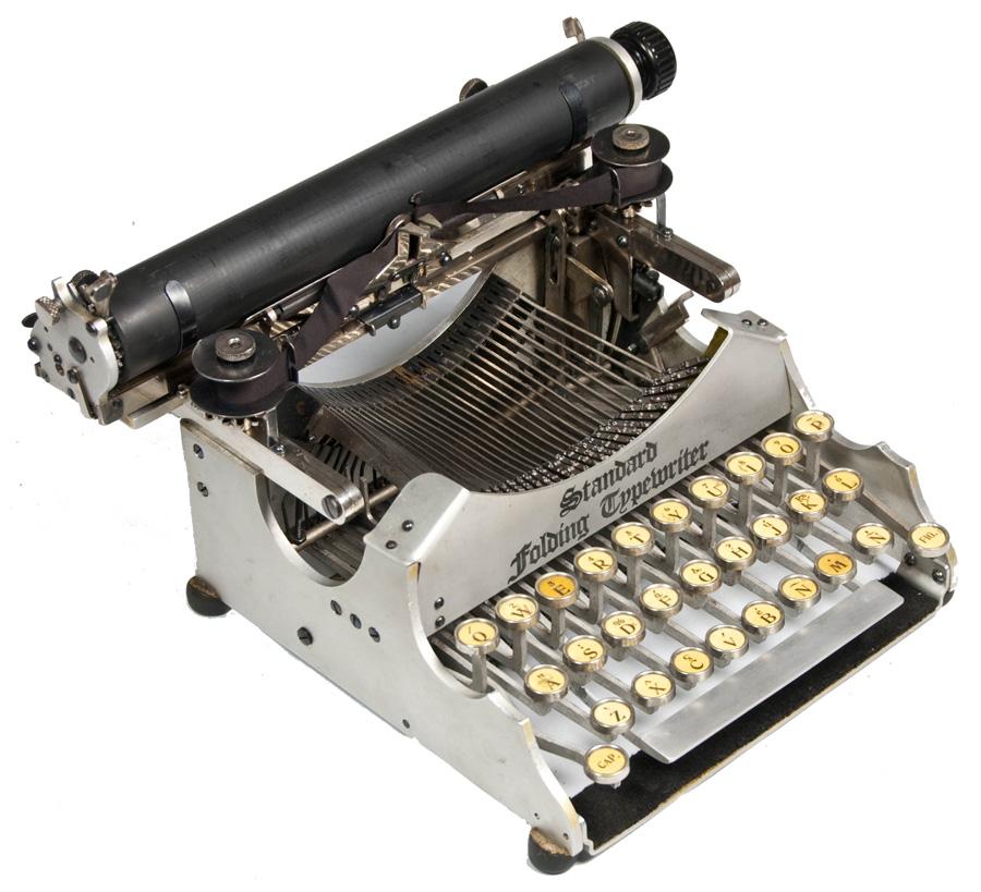 Standard Folding 1 typewriter