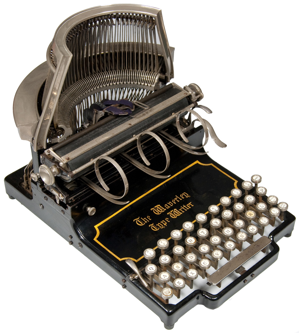Antique Typewriters The Martin Howard