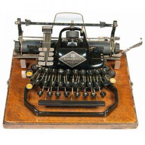 Blickensderfer 8 typewriter