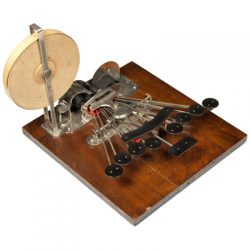 Photograph of the Stenograph 1st form.